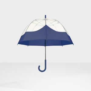 Original Moustache Bubble Umbrella - Blue